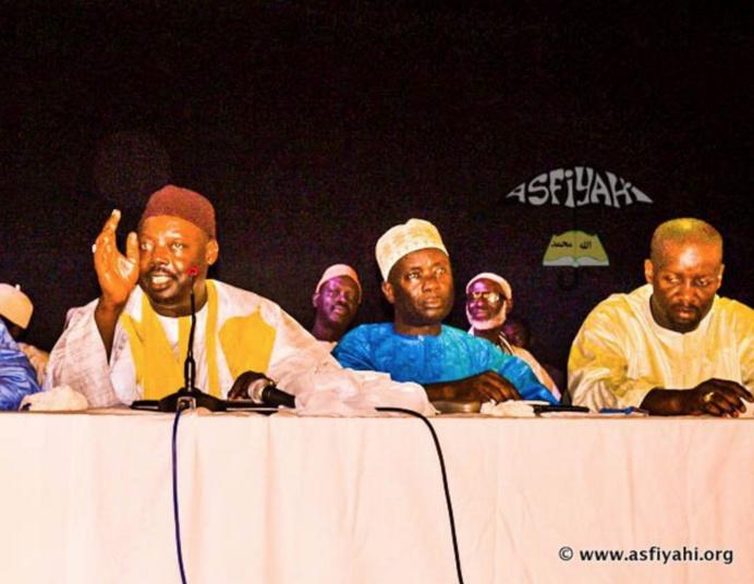 NICE (FRANCE) - Conférence de la Dahira Tidiane de Nice ce dimanche 3 juillet 2016