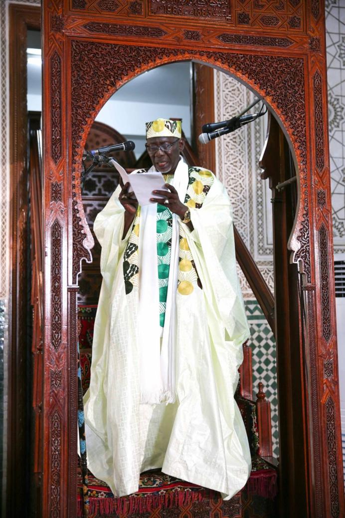 KORITÉ 2016 À DAKAR - L'imam Alioune Moussa Samb invite les Sénégalais à avoir le culte du travail, pour gagner dignement leur vie