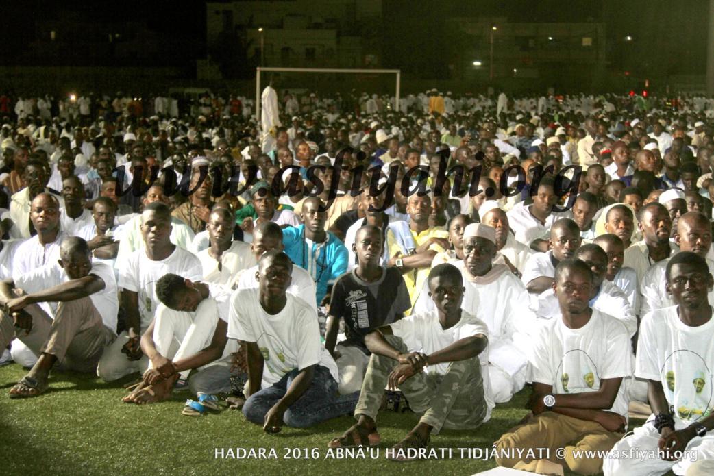 PHOTOS - 15 JUILLET 2016 AU STADE AMADOU BARRY - Les images de la Cérémonie officielle de la Hadratoul Djumah 2016