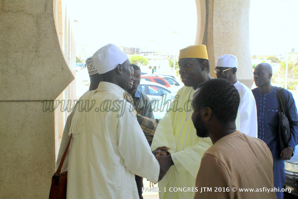 PHOTOS - 23 JUILLET 2016 À DAKAR - Les Images de la Cérémonie d'ouverture du 7éme Congrès  du Mouvement Jeunesse Tidjane Malikite - PANEL 1