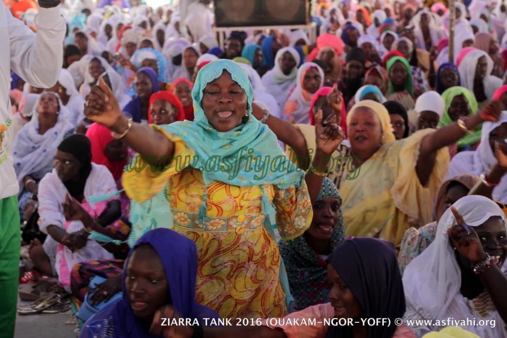 PHOTOS - 23 JUILLET 2016 À TIVAOUANE - Les Images de la Ziarra de la coordination des Tidianes de Tankaa, Ouakam Ngor et Yoff, reçue par Serigne Abdoul Aziz Sy Al Amine