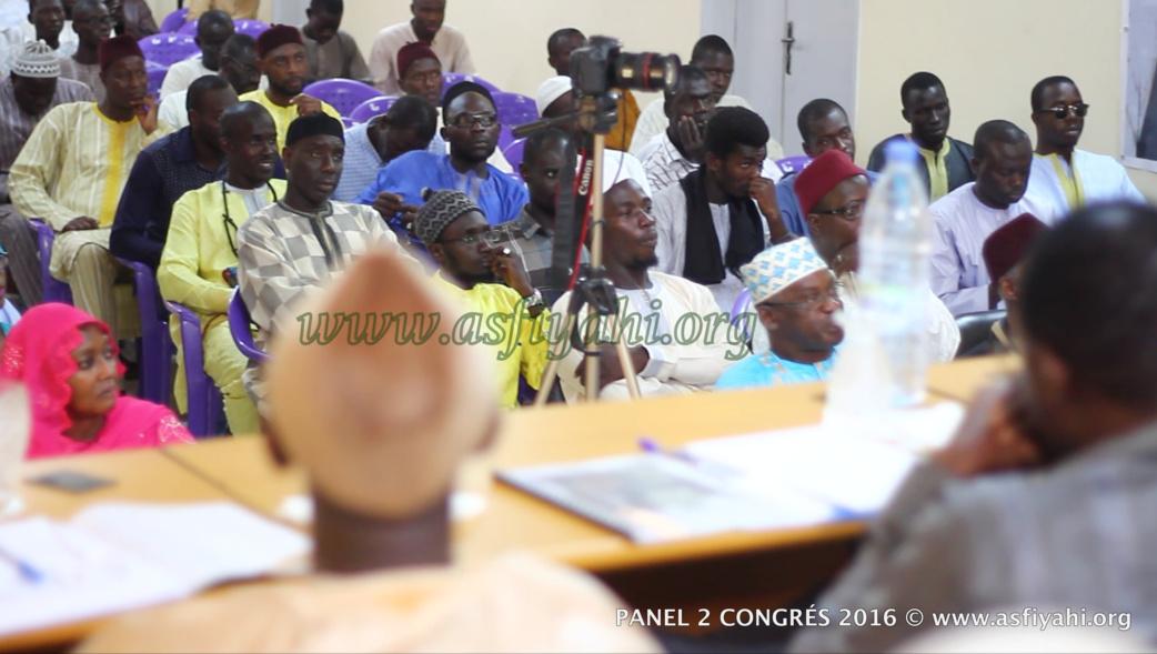 PHOTOS - 24 JUILLET 2016 À DAKAR - Les Images du second Panel de la 7éme edition du Congrès de la Jeunesse Tidjane Malikite