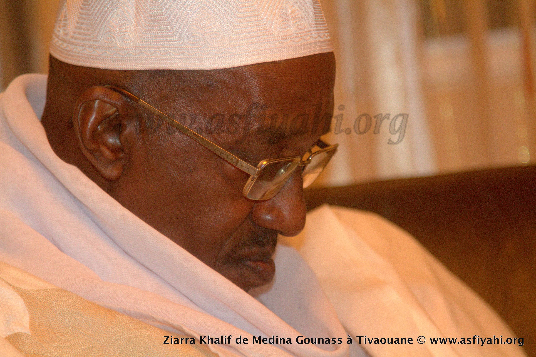 PHOTOS - FRATERNITÉ TIDIANE - Le Khalif de Medina Gounass Cheikh Amadou Tidiane Bâ, hôte de la ville sainte de Tivaouane