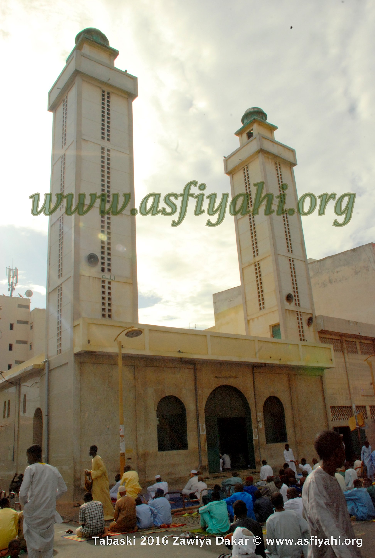 PHOTOS - TABASKI 2016 - Les Images de la Prière de l'Aïd à la Zawiya El Hadj Malick Sy de Dakar