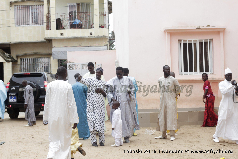 PHOTOS - TABASKI 2016 À TIVAOUANE - Les Images de la Prière de l'Aïd à Kheul-Khouss