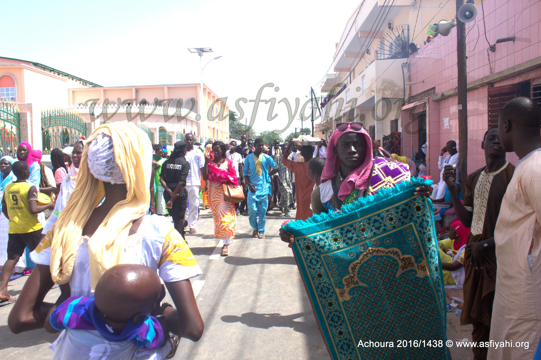 PHOTOS - TIVAOUANE - Les Images de la Ziarra Achoura 2016, organisée par le Dahiratoul Mouqtafina