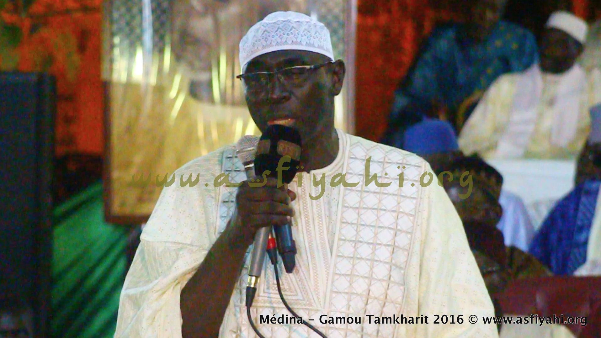 PHOTOS - 11 OCTOBRE 2016 - Les Images du Gamou Tamkharit 2016 à la Médina, présidé par Serigne Mbaye Sy Mansour