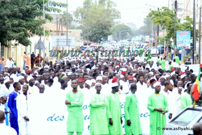 INVITATION - Rassemblement de la Jeunesse Tidiane Malikite en direction des Journées Cheikh, Samedi 12 Novembre à la Rue 25 X Bld du Centenaire