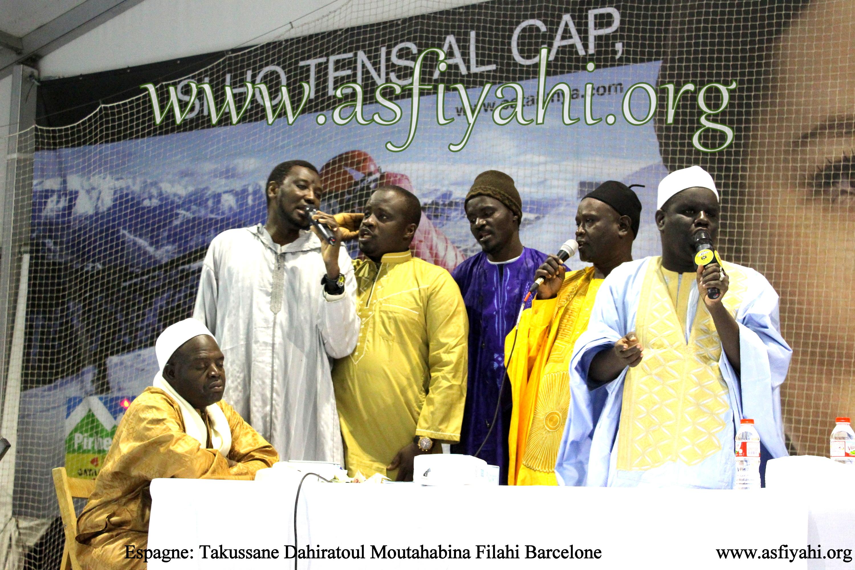 PHOTOS - ESPAGNE - Les Images du Takussane Borom Daara Ji, organisé par le Dahiratoul Moutahabina Filahi de Barcelone