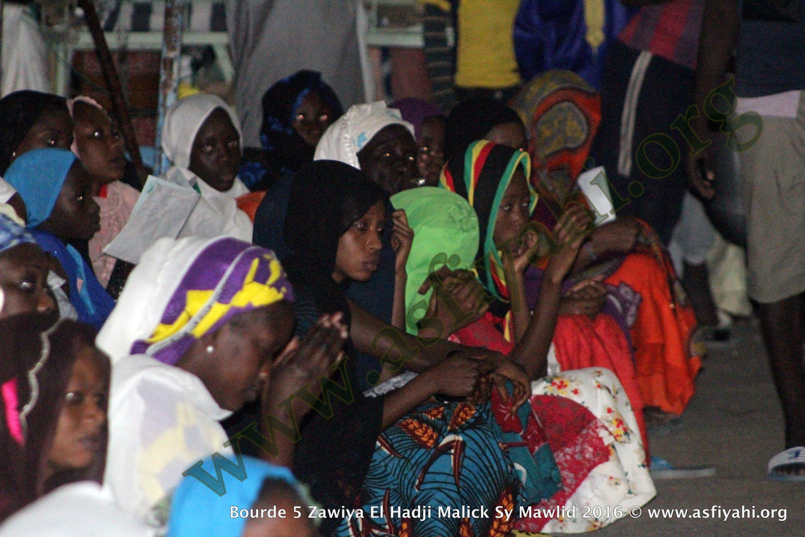 PHOTOS - BURD GAMOU TIVAOUANE 2016 - Les Images de la Nuit du Dimanche 4 Decembre 2016 à la Zawiya El hadj Malick Sy