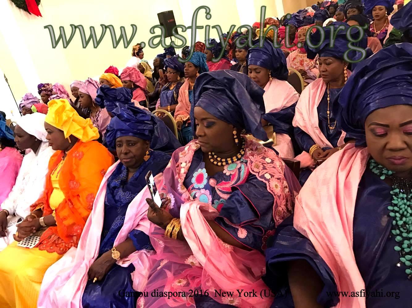 PHOTOS - GAMOU DANS LA DIASPORA - Les temps-forts du Gamou aux USA et en Europe