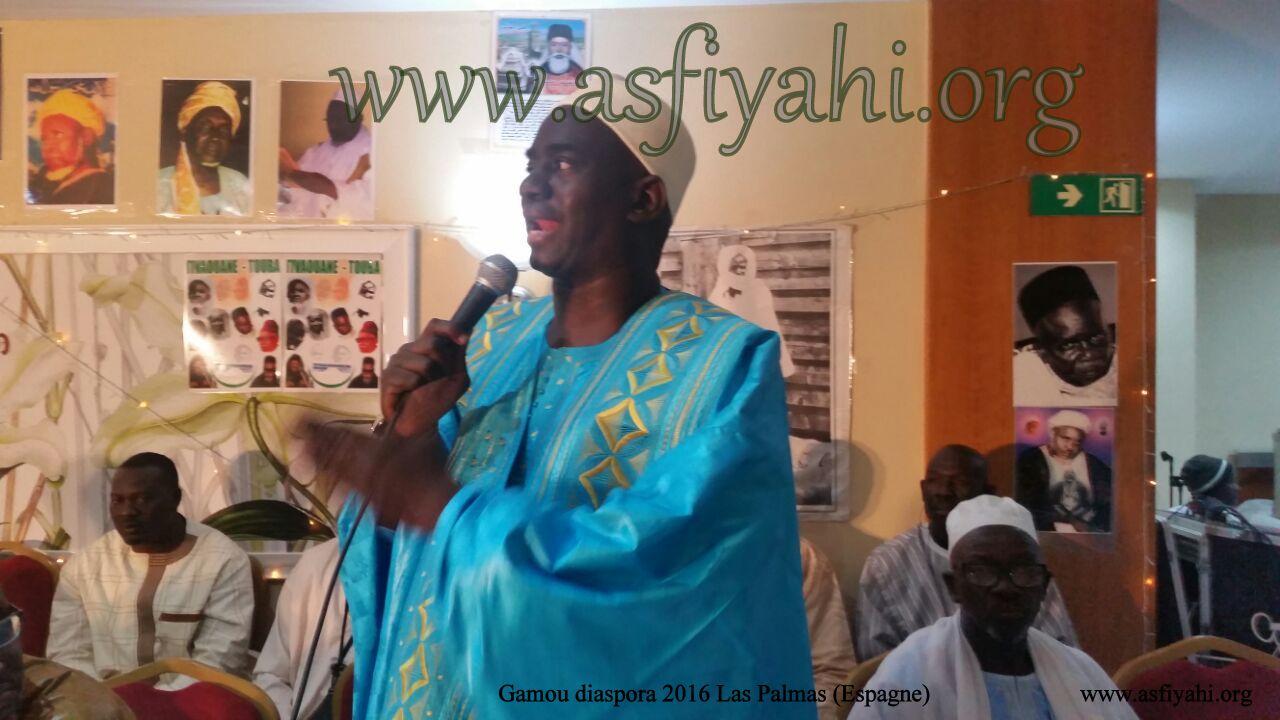 serigne Idrissa Gaye