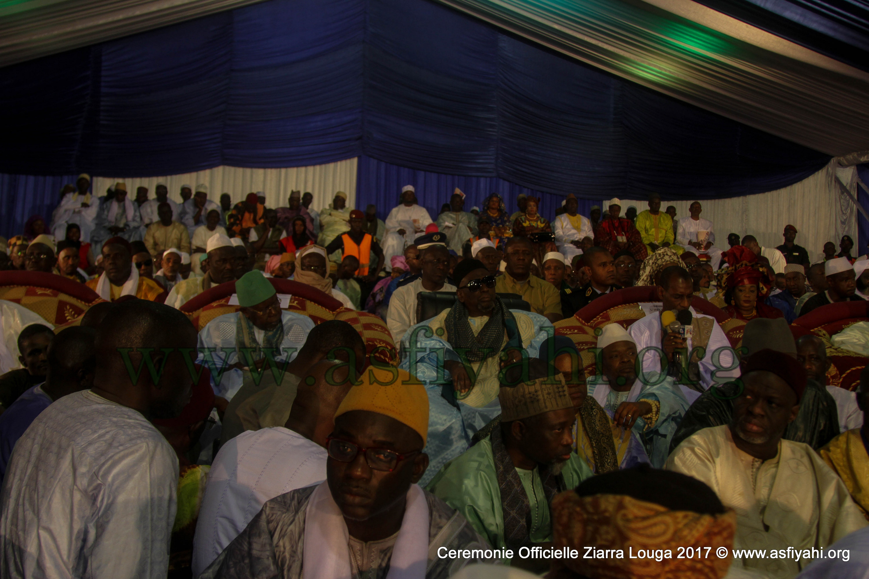 PHOTOS - LOUGA - Les Images de la Cérémonie Officielle de la Ziarra Thierno Mountaga Daha Tall (rta), édition 2017