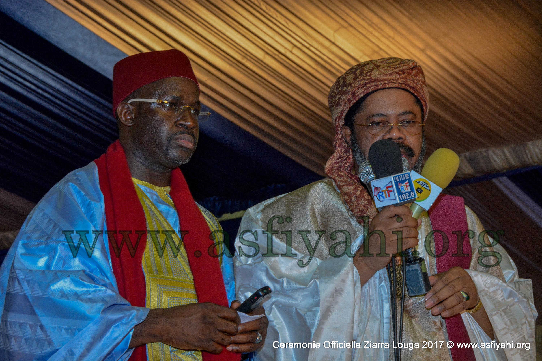 PHOTOS - LOUGA - Les Images de la Cérémonie Officielle de la Ziarra Thierno Mountaga Daha Tall (rta), édition 2017