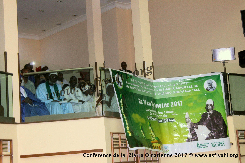 PHOTOS - ZIARRA OMARIENNE 2017 - Les Images de la Conférence de Lancement au King Fahd Palace