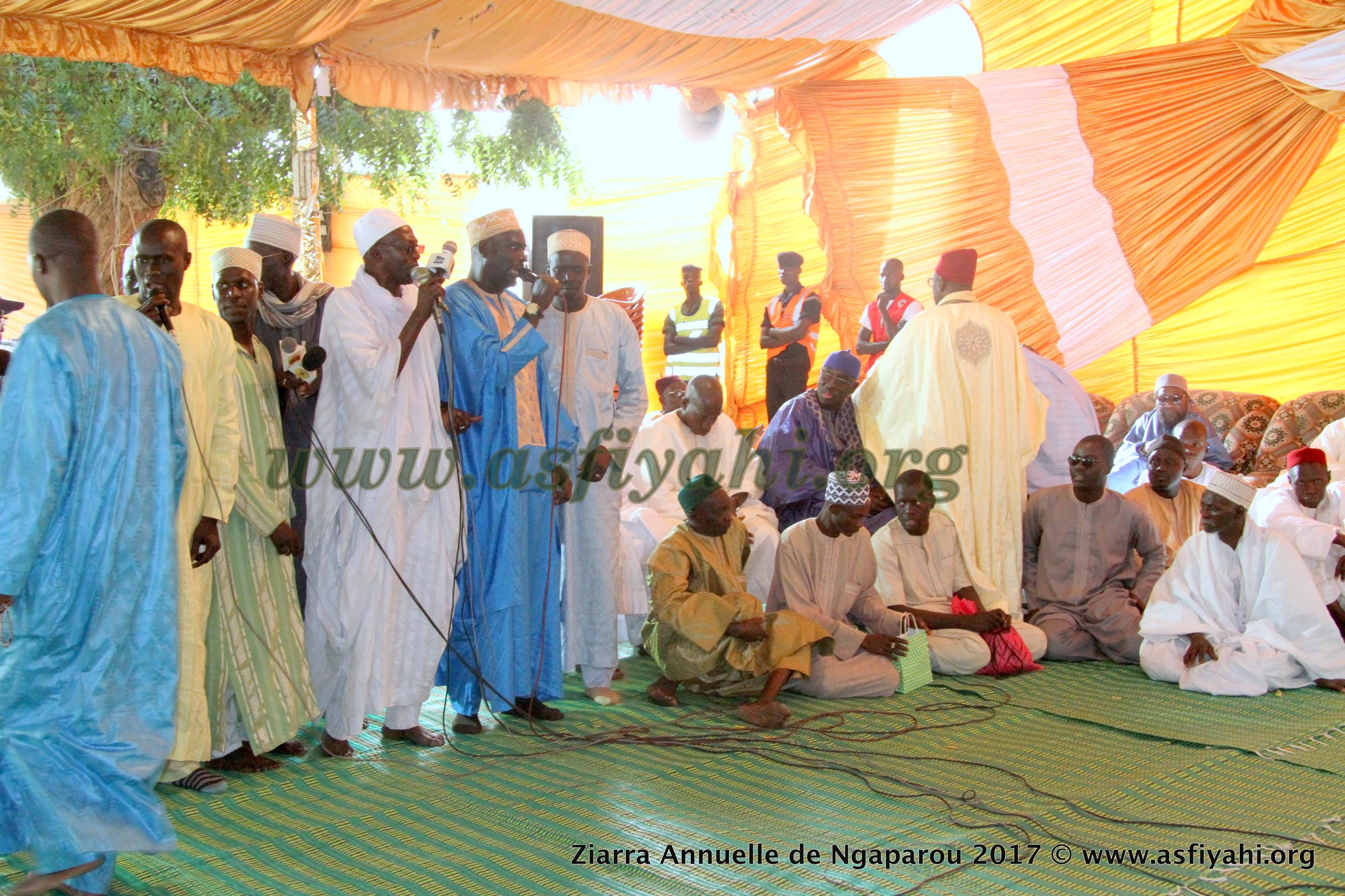 PHOTOS - Les Images de la Ziarra Annuelle de Ngaparou 2017 dédiée à El Hadj Elimane et  Ibrahima Sakho, organisée ce Samedi 11 Mars 2017