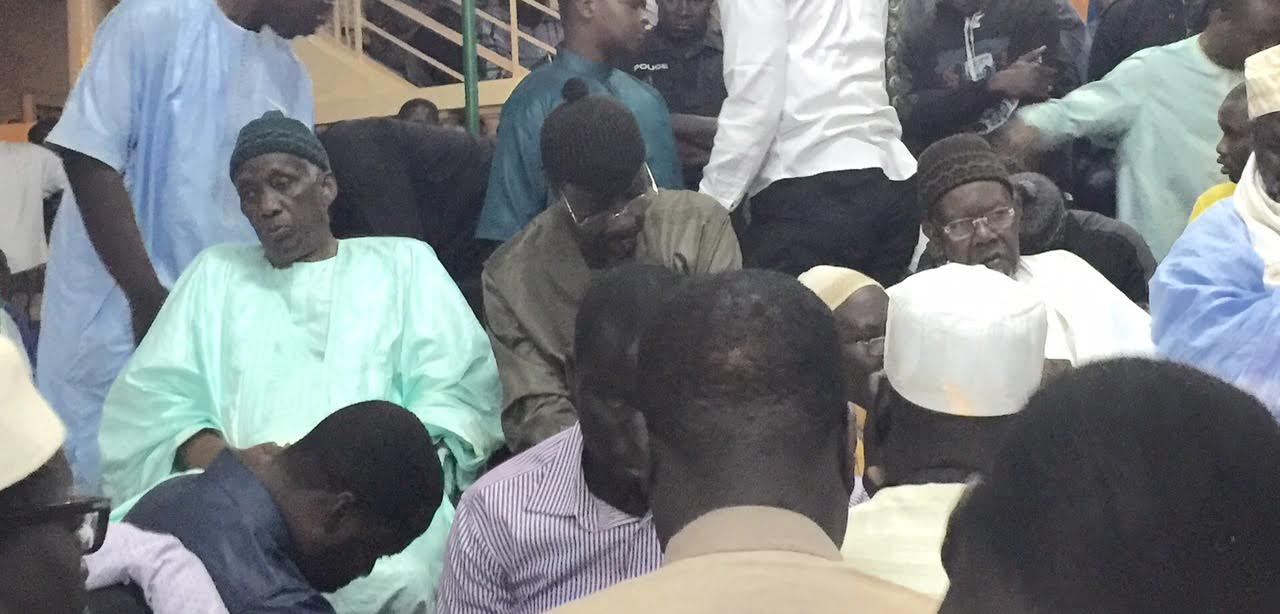 """AL Maktoum inhumé dans sa Résidence de """"Darou Salam"""" à Tivaouane"""