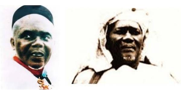 Serigne Babacar SY (RTA) et El Hadji Mansour SY (RTA) : Les deux (2) faces d'une même main. 25 mars 1957 – 25 mars 2017 29 mars 1957 – 29 mars 2017