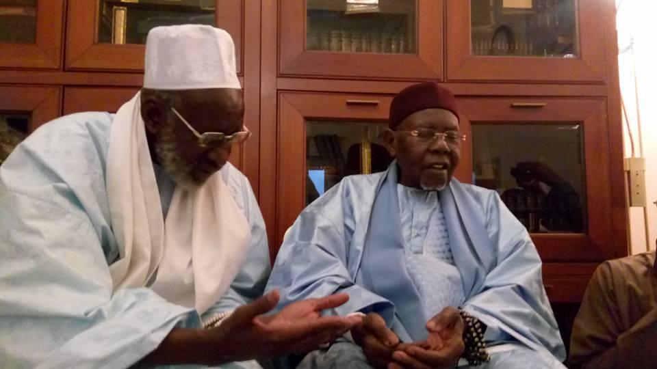 Pacte d'allégeance de la famille de Thierno Mountaga Tall (rta) au nouveau Khalif Général des Tidianes, Serigne Abdoul Aziz Sy Al Amine