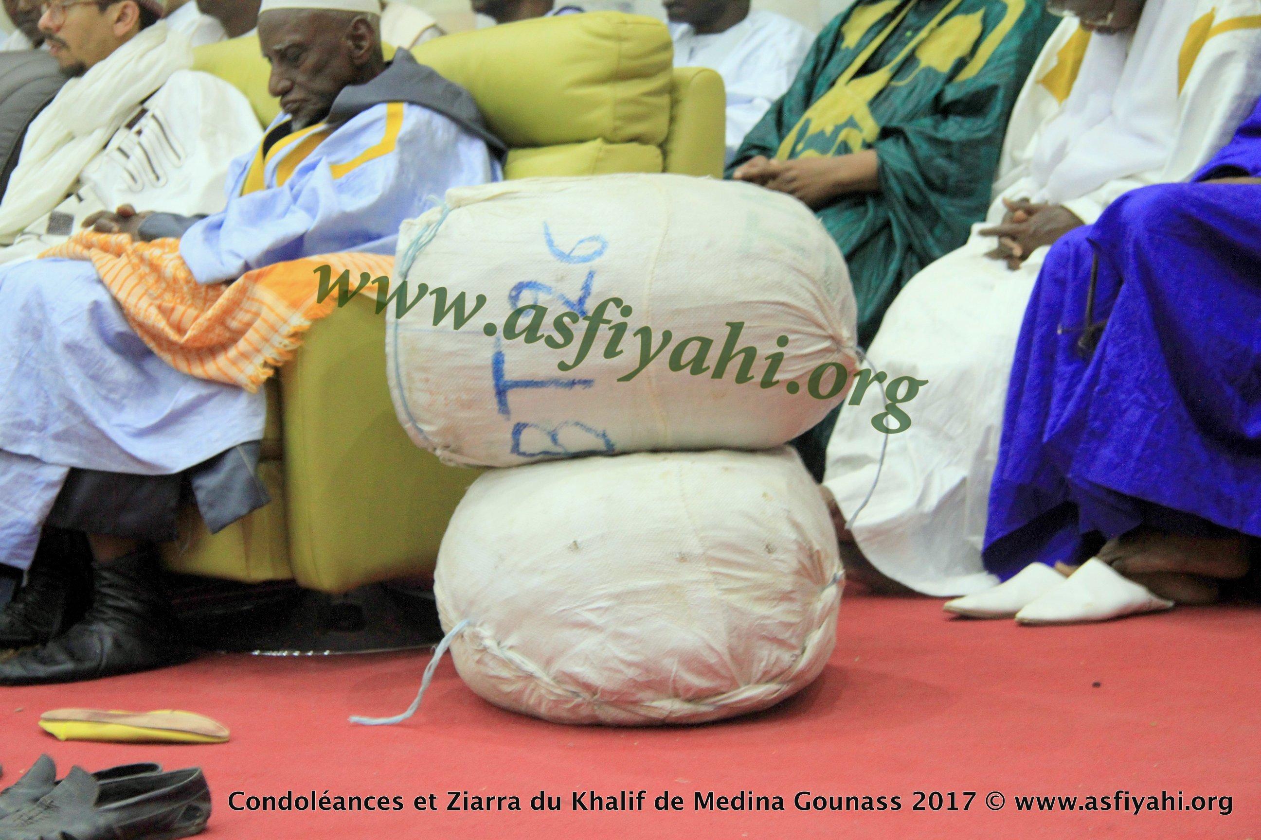 PHOTOS - RAPPEL À DIEU D'AL MAKTOUM - Les images de la Présentation de Condoléances du Khalif de Médina Gounass en compagnie du Cherif Sidi Birahim TIjani