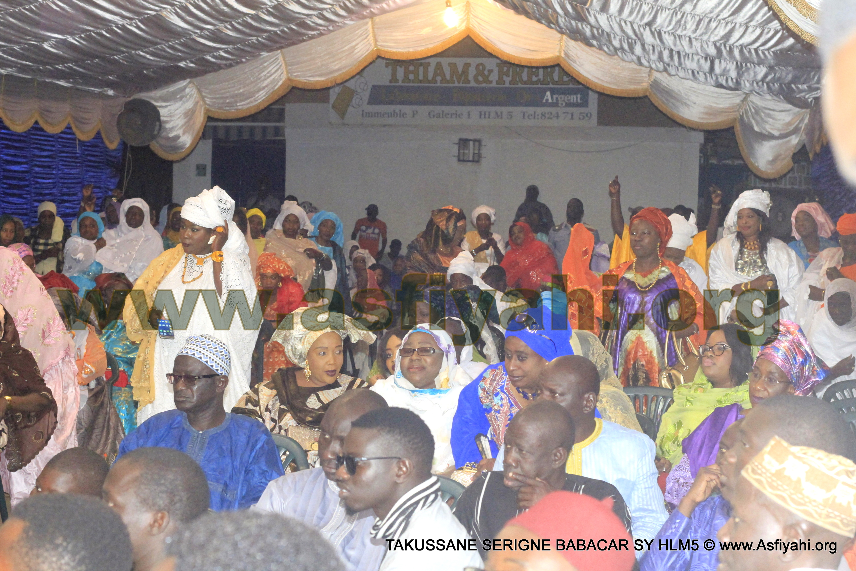 PHOTOS - 25 MARS 2017 AUX HLM - Les Images du Takoussan Serigne Babacar Sy (rta) organisé par Sokhna Nafissatou Ngom