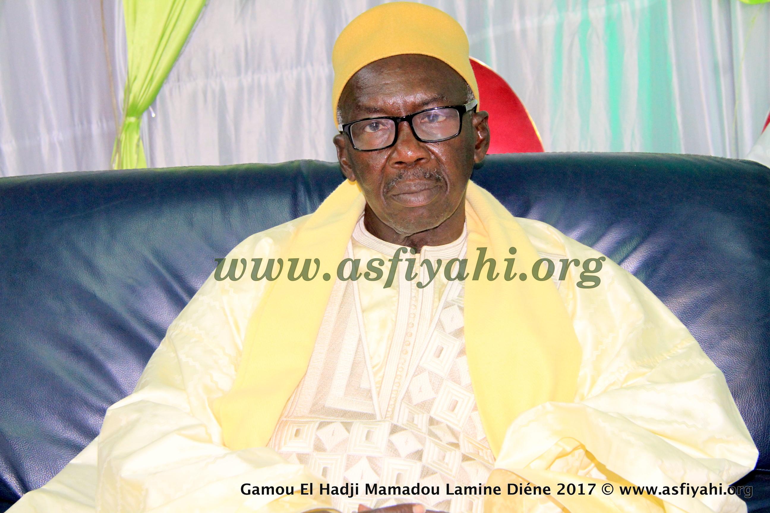 PHOTOS - 1ER AVRIL 2017 - Les Images du Gamou El hadj Amadou Lamine Diéne, edition 2017, présidé par Serigne Habib Sy Ibn Serigne Cheikh Tidiane Sy Al Maktoum