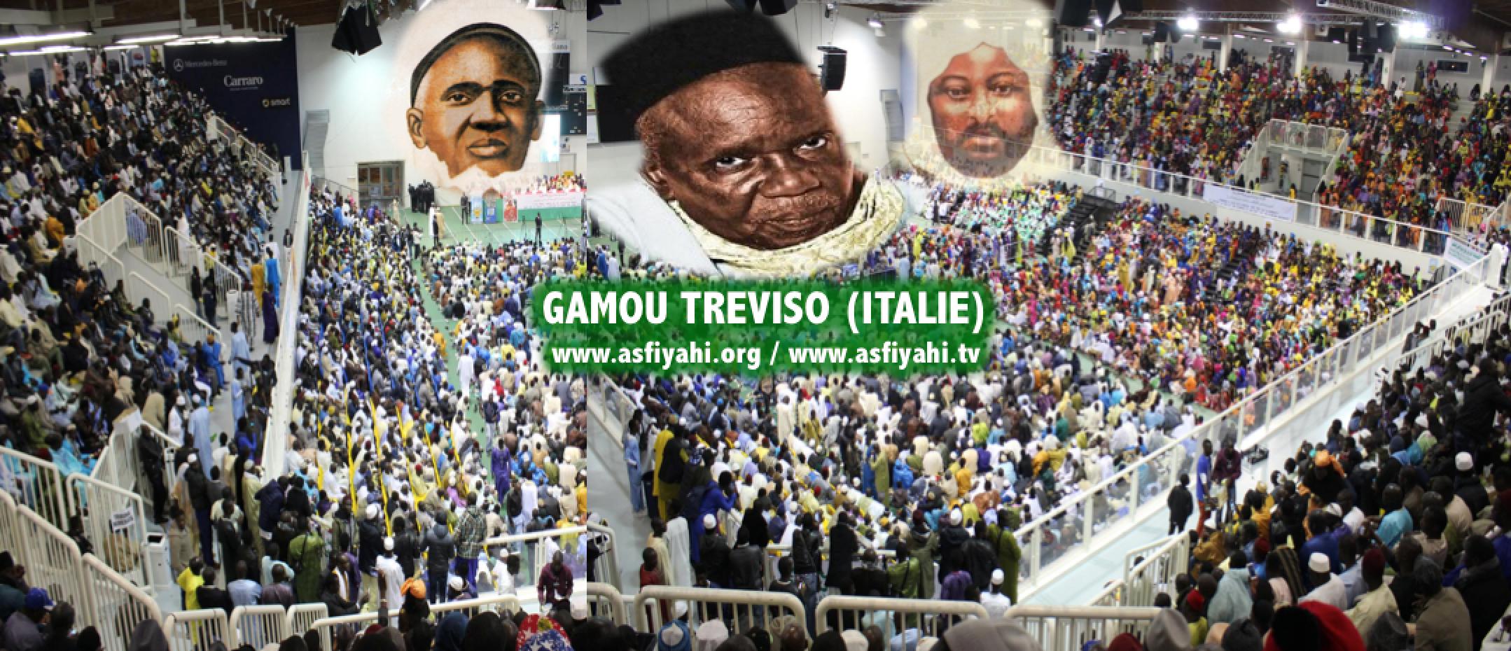 Gamou de Treviso, un bel exemple de solidarité confrérique