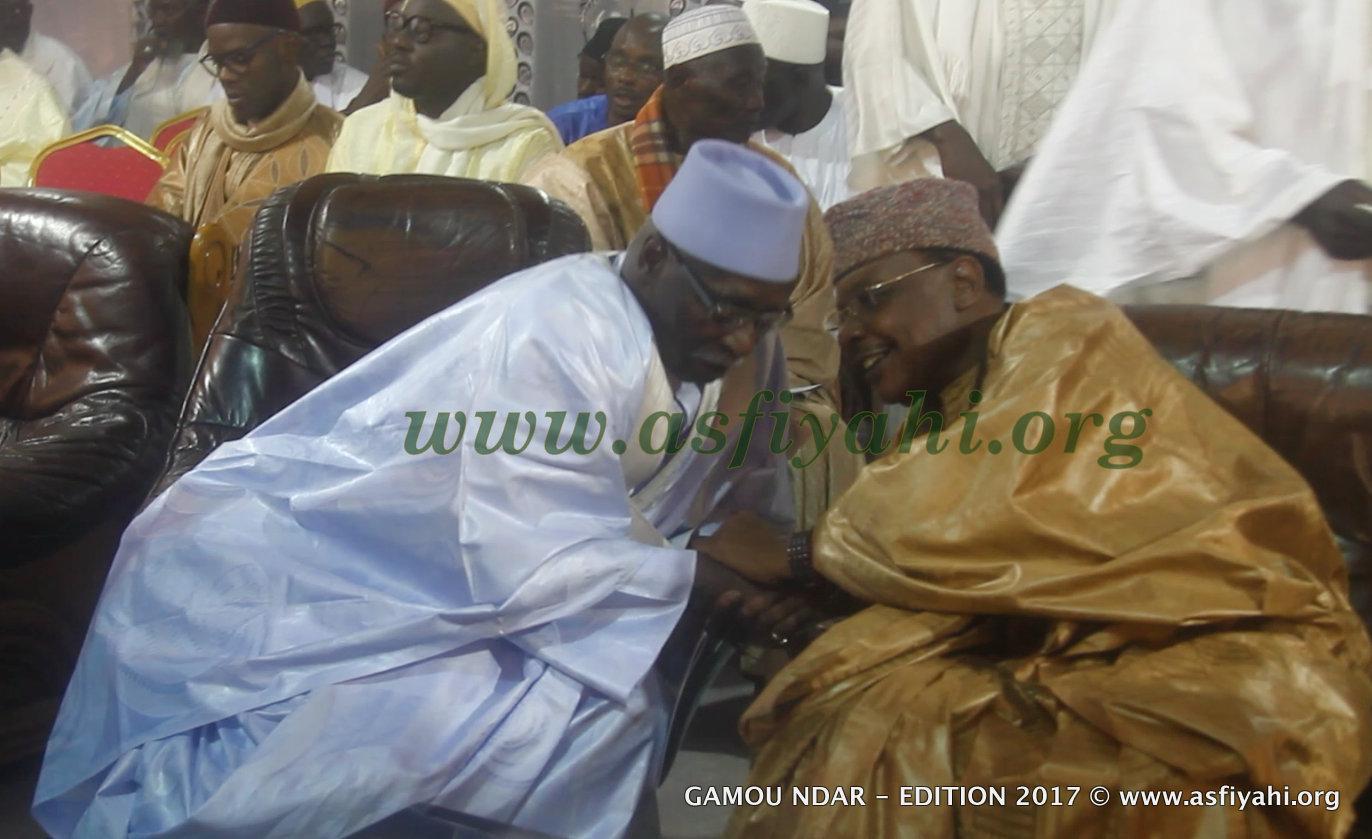 PHOTOS - 15 Avril 2017 - Les Images du Gamou Ndar 2017, co-présidé par Serigne Mbaye Sy Mansour et Serigne Pape Malick SY