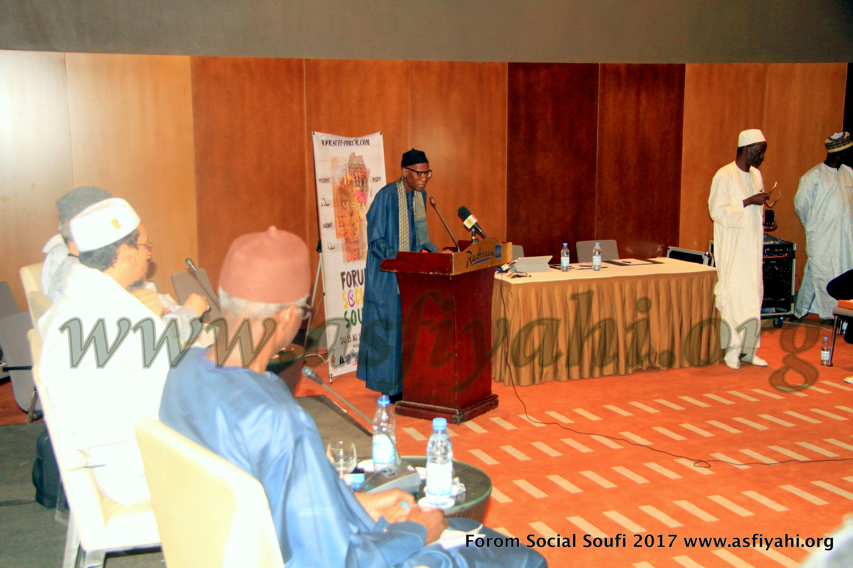 PHOTOS - Les images du Forum Social Soufi édition 2017, organisé à Dakar par le Mouvement Cercle Souffles