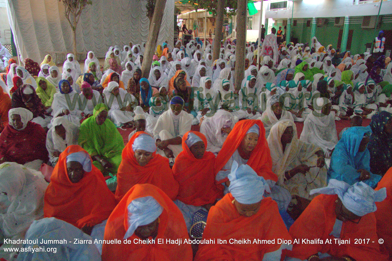 PHOTOS - RUFISQUE - Les Images de la 30éme Ziarra Ahmadiyya de Cheikh El Hadj Abdoulahi Ibn Cheikh Ahmed Diop, Vendredi 12 au Dimanche 13 Mai 2017
