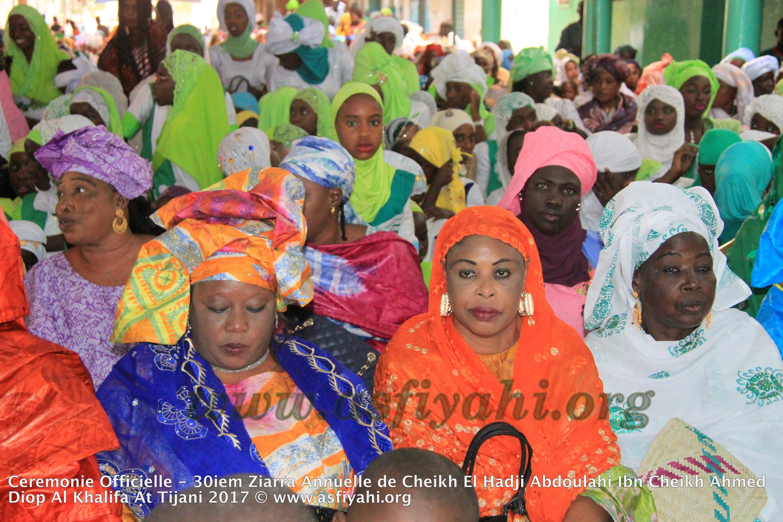 PHOTOS - RUFISQUE - Les Images de la Cérémonie Officielle de la 30éme Ziarra Ahmadiyya de Cheikh El Hadj Abdoulahi Ibn Cheikh Ahmed Diop, Vendredi 12 au Dimanche 13 Mai 2017