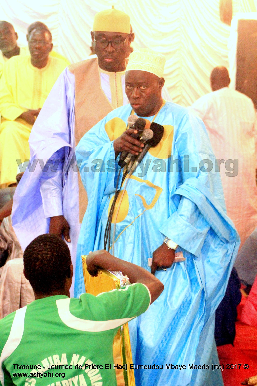 PHOTOS - TIVAOUANE - Les Images de la Journée de Prières EL Hadj Eumeudou Mbaye Maodo (rta), Père d'El Hadj Mansour Mbaye, edition 2017