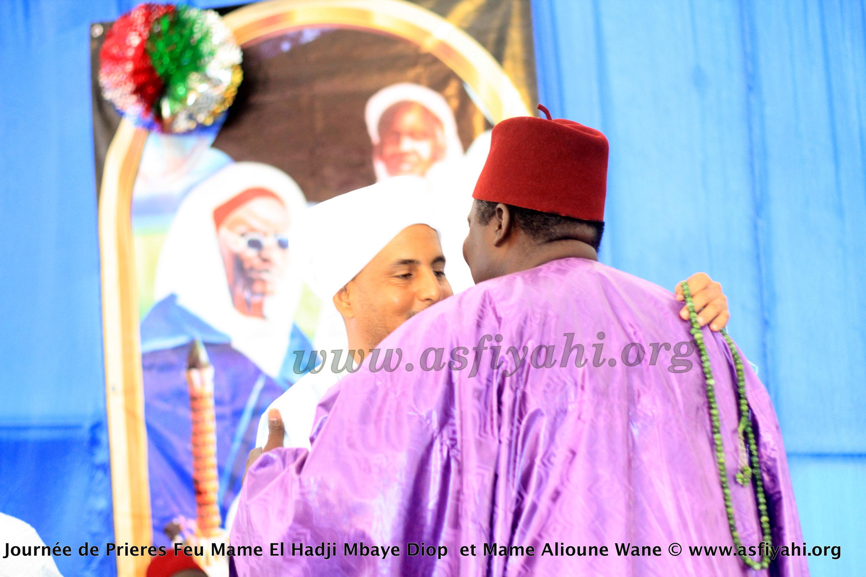 PHOTOS - OUKAM - Les Images de la journée de Prières de la Famille de Mame Mbaye Diop de Ouakam, l'un des premiers Moukhadams de Seydil Hadj Malick Sy au Cap Vert, Mame Alioune Wane et condisciples
