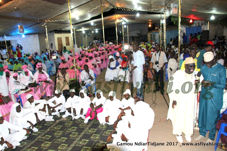 "PHOTOS - NDIAR TIDIANE - Les images du Gamou de la Dahira Moutahabina Filahi de ""Ndiar Tidiane"" presidé par Serigne Habib Sy Mansour"