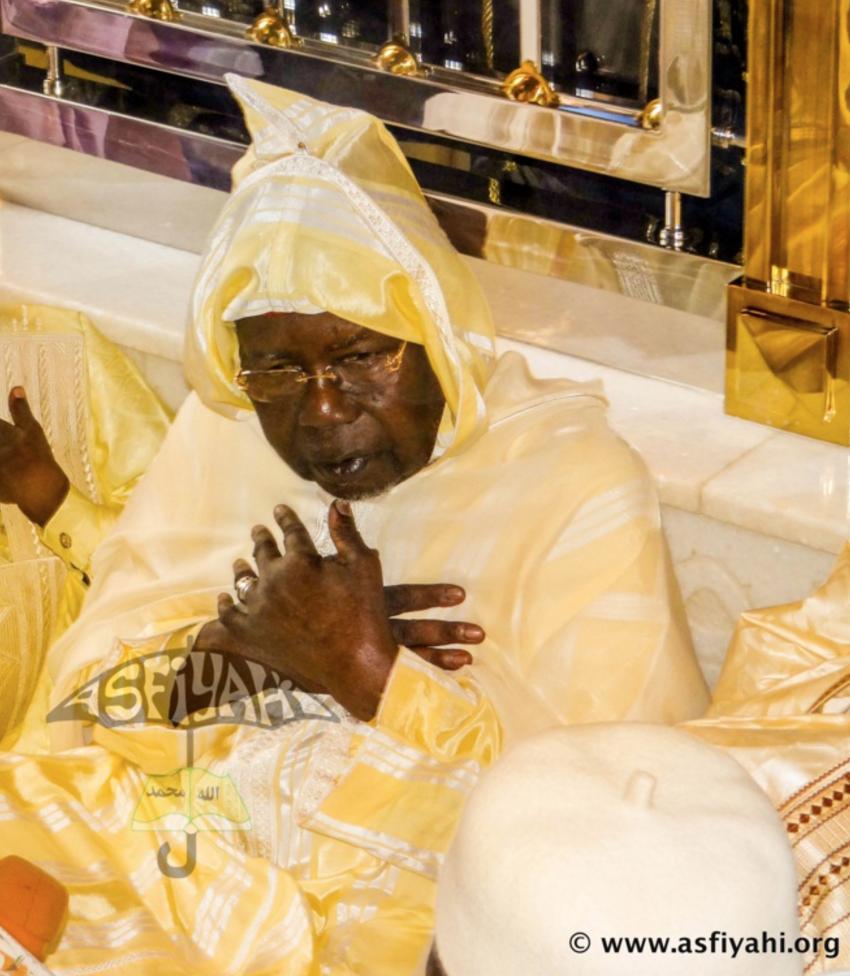 """TABASKI 2017 À TIVAOUANE - Al Amine exhorte tous les Sénégalais à la préservation de la paix et de la solidarité:  """"Ce qui nous unit est plus fort que ce qui nous divise"""""""