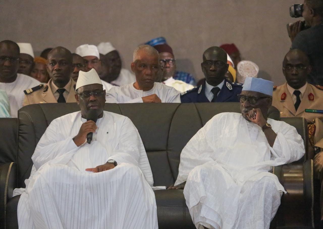 PHOTOS - RAPPEL À DIEU D'AL AMINE : Présentation de Condoléances de la Nation Sénégalaise