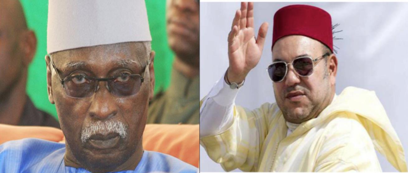 Message du roi du Maroc au nouveau khalife général de la Tariqua Tidjania Serigne Mbaye Sy Mansour