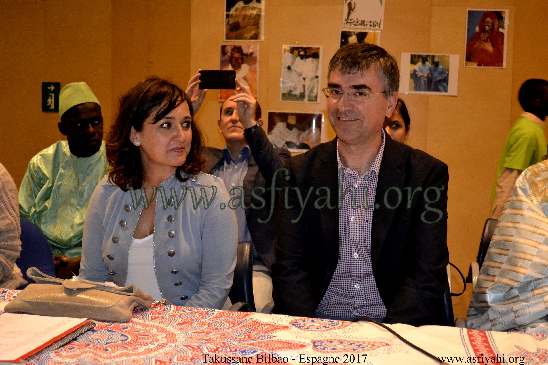 PHOTO - ESPAGNE - BILBAO : Les images du Takoussan Serigne Babacar Sy (rta) du Dahiratoul Moutahabin Filahi de Bilbao