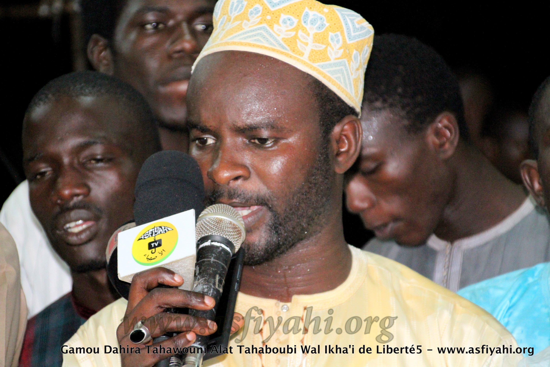 PHOTOS - Les images du Gamou de la Dahira Tahawouni Alat Tahaboubi Wal Ikha'i de Libérté 5 présidé par Serigne Mbaye SY Abdou
