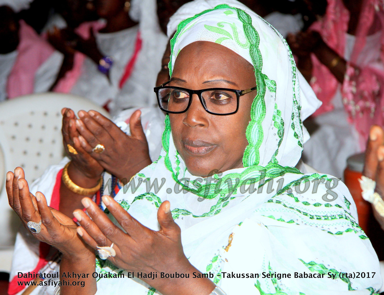 PHOTOS - OUAKAM - Les Images du Takoussane de la Dahira Akhyar 2017, présidé de Serigne Moustapha Sy Abdou