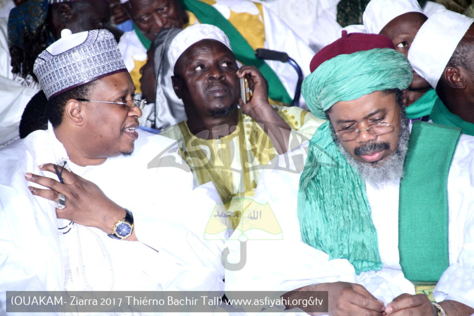 PHOTOS - Les Images de la  Cérémonie Officielle de la Ziarra 2017 Thierno Bachir Mountaga Daha Tall, organisé le Samedi 23 Décembre 2017