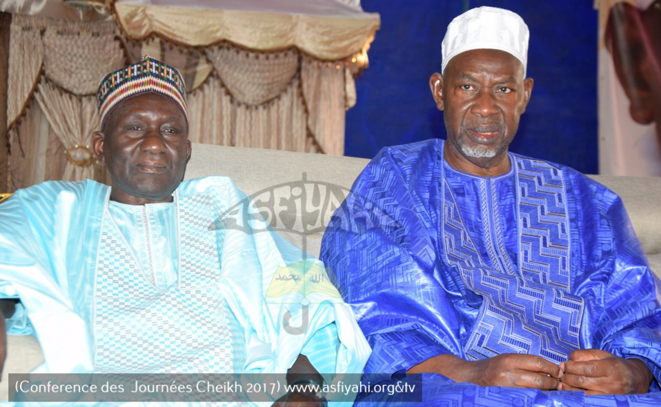 PHOTOS - Les Images de la Conférence des Journées Cheikh, édition 2017