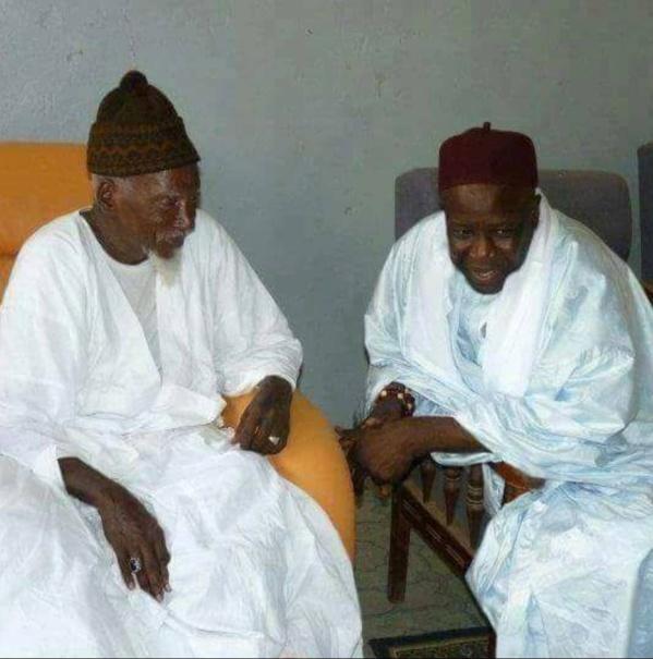 Serigne Sidy Moctar Mbacké, Mon père, sama bayu xol, mon ami Ina lilahi wa ina ilayhi raji'un - Par Serigne Mansour Sy Djamil