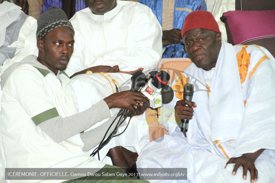 PHOTOS - BAMBILOR - Les images du Gamou de Darou Salam Gaye, édition 2017