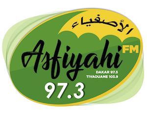 Ecoutez Asfiyahi FM, 97.3 Dakar - La Voix de la Tidjaniyya