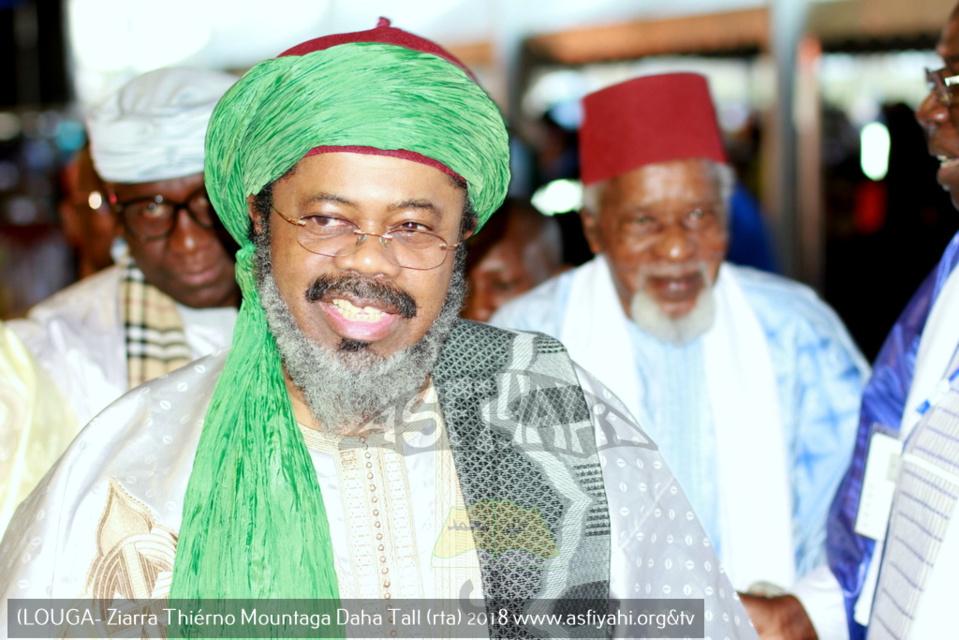 PHOTOS - LOUGA - Les Images de la Ziarra Thierno Mountaga Daha Tall (rta), co-presidée par Serigne Mbaye Sy Mansour et Thierno Bachir Tall
