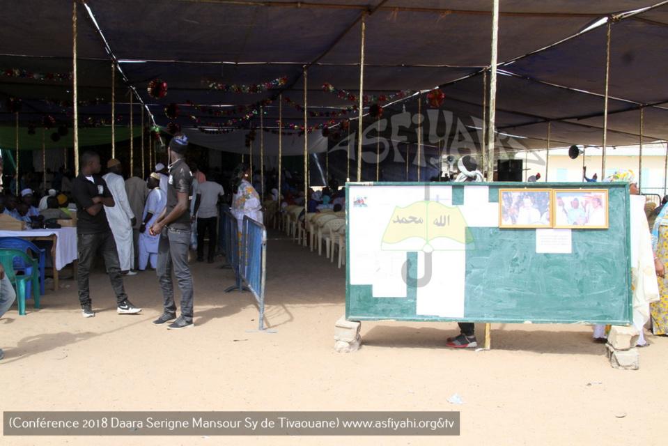 PHOTOS - TIVAOUANE - Les Images de la Conférence du Daara Serigne Mansour Sy de Tivaouane