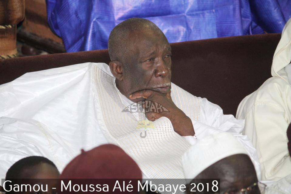 PHOTOS - TIVAOUANE- Les Images du Gamou de Mame Moussé Allé Mbaaye, édition 2018, présidé par Serigne Mbaye Sy Abdou