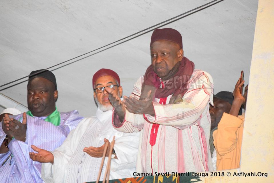 PHOTOS - LOUGA- Les images du Gamou Seydi Djamil 2018, présidé par Serigne Mansour Sy Djamil et Serigne Moulaye Sy Habib