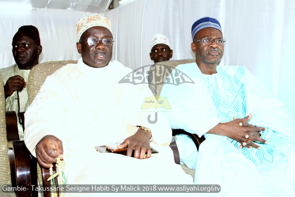 PHOTOS - GAMBIE - Les Images du Takussan Naby Bou Serigne Habib Sy Malick, organisé à Banjul ce Samedi 17 Mars 2018